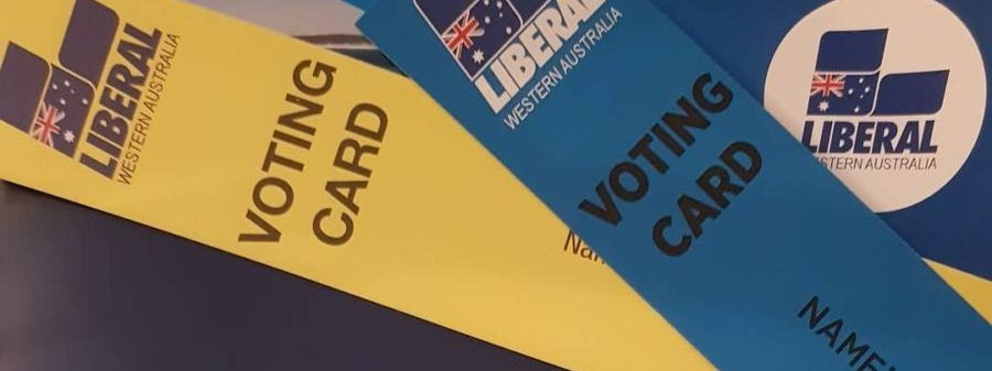 Liberal Party State Conference