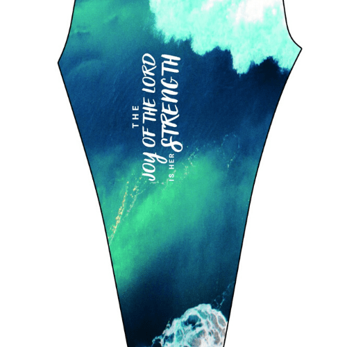 Empowerment Pants by Mellymoo | The Lord is my Strength