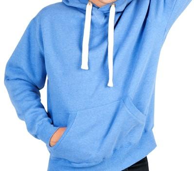 Mellymoo adult hoodie heavy fleece